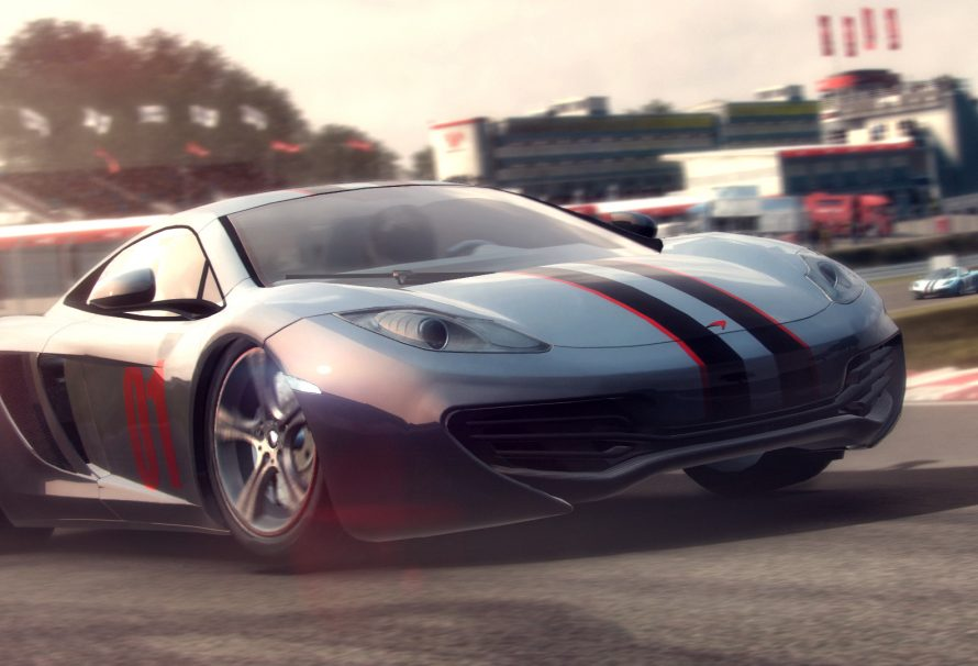 GRID 2 Gameplay & Real Life Race Video Released