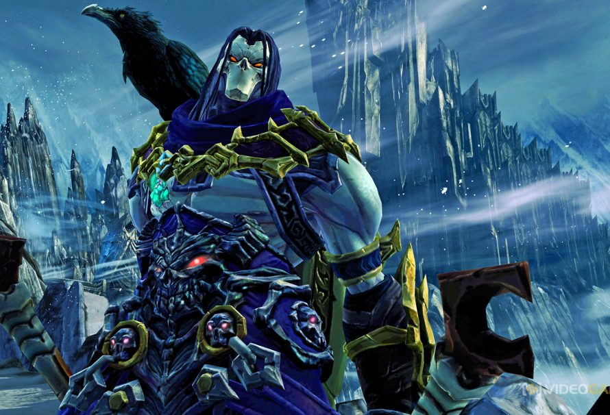 Platinum Games Might Purchase Darksiders