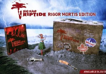 Dead Island: Riptide gets 'Rigor Mortis' edition