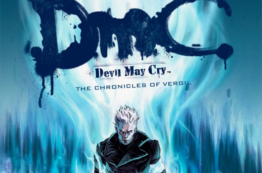 DmC Devil May Cry: The Chronicles of Vergil #1 Available Now