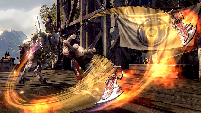 """God of War: Ascension February Demo """"Very, Very Different"""" From E3/Total Recall Demos"""