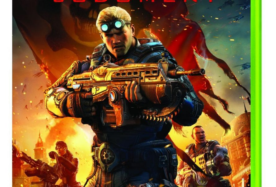 Gears of War: Judgement Box Art Revealed