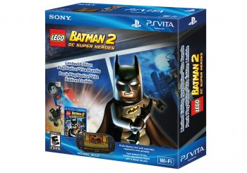 LEGO Batman 2 Vita Bundle Discounted at Target