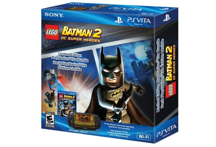 LEGO Batman 2 Vita Bundle Discounted at Target
