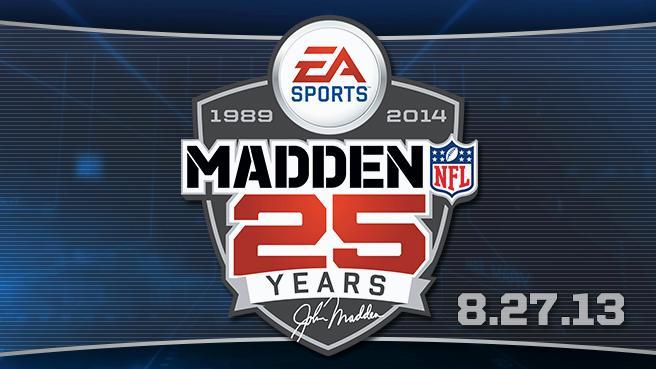 EA Announces Madden 25