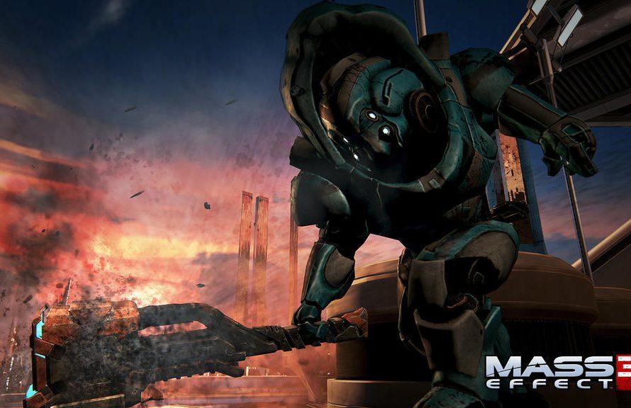 Mass Effect 3 Screens Tease Possible DLC