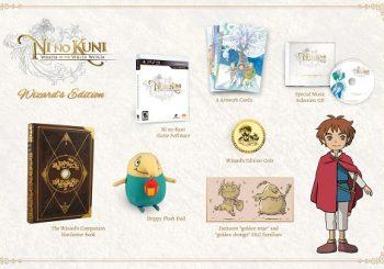 Ni No Kuni Wizard Edition selling at ridiculously high price