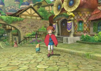 Ni no Kuni: Wrath of the White Witch Ships Over 1.1 Million Copies