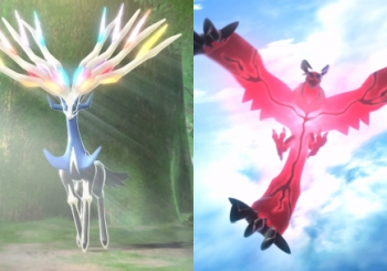 Pokemon X & Y Legendary Pokemon Revealed: Xerneas and Yveltal