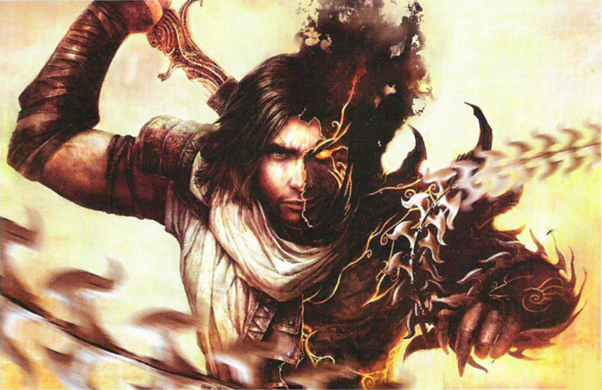 Prince Of Persia Franchise Put On Hold