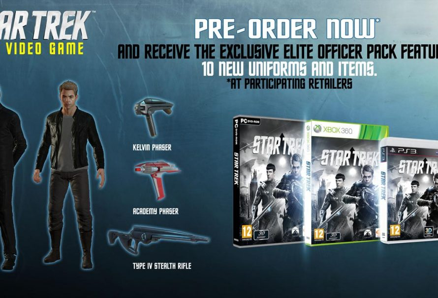 Star Trek Dated and Pre-Order DLC Detailed
