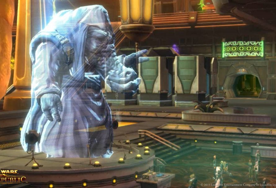 SWTOR will not be at E3 this year; no big content announcement planned