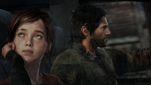the last of us-joel-ellie