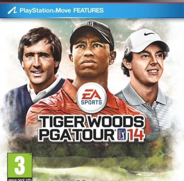 Tiger Woods PGA Tour 14 European Cover Art Revealed