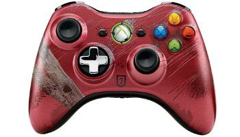 Tomb Raider Receives It Own Xbox 360 Controller