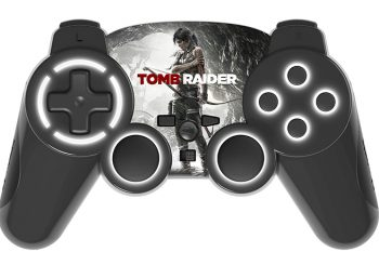 Tomb Raider Receiving PS3 Controller