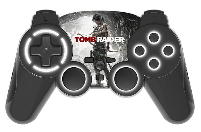 Tomb Raider Receiving PS3 Controller