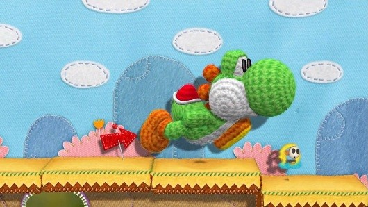 Yoshi Wii U game announced, developed by Epic Yarn's Team