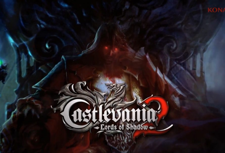 Castlevania: Lords of Shadow 2 Gameplay Video Details Dracula's Combat Abilities
