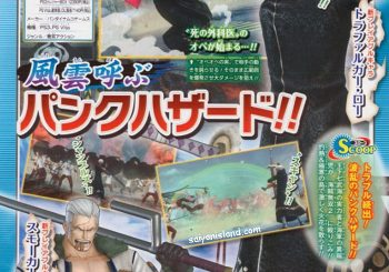 Smoker and Law Are Playable in One Piece: Pirate Warriors 2