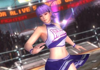 New Dead or Alive 5 + Trailer Shows Off the Vita Features