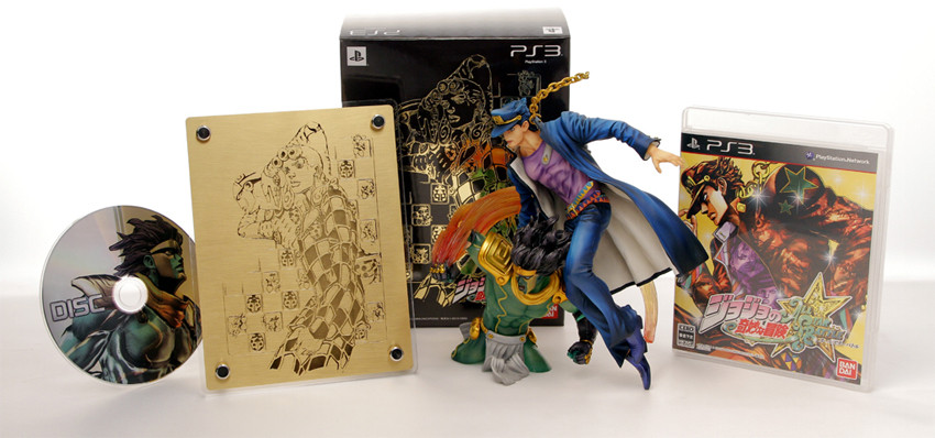 JoJo's Bizarre Adventure Gold Experience Edition Announced for Japan