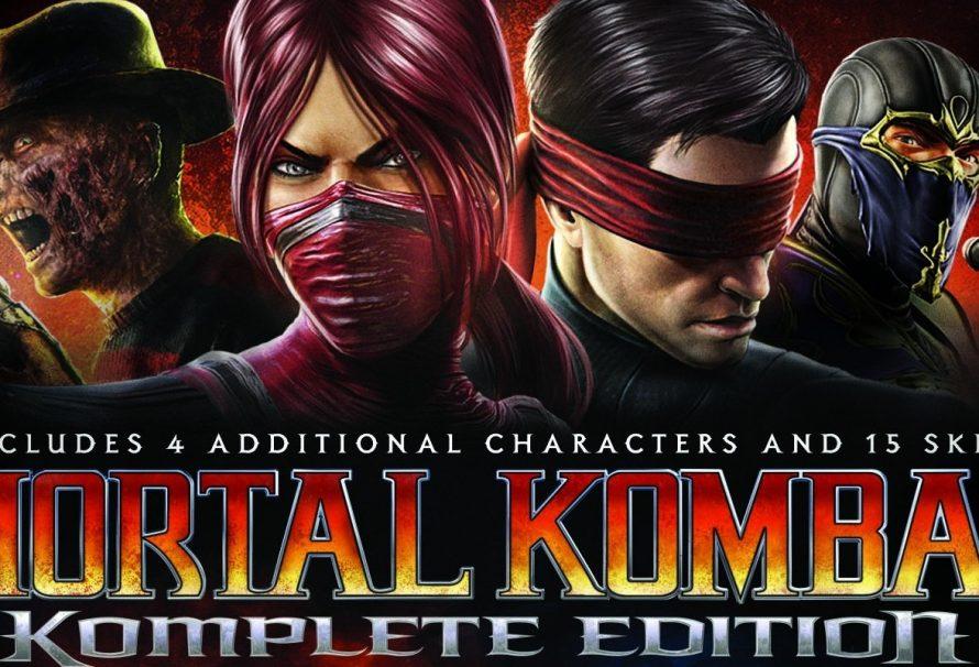 Mortal Kombat Finally Gets A Release Date In Australia