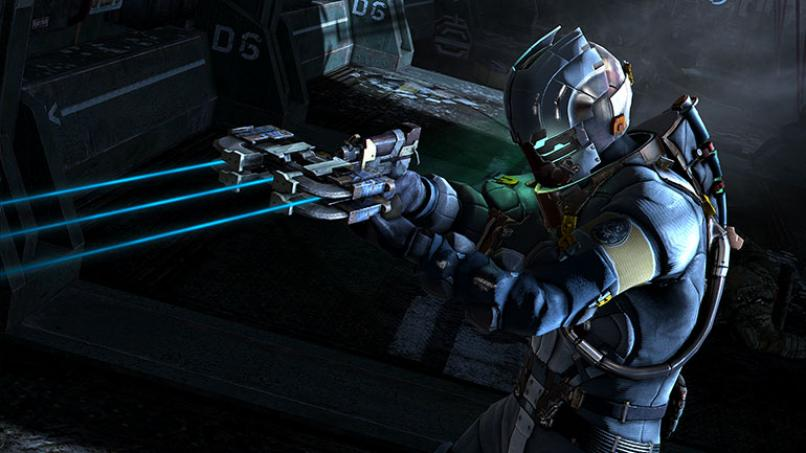 Dead Space 3 Grants Planet Cracker Plasma Cutter to Dead Space 2 Players
