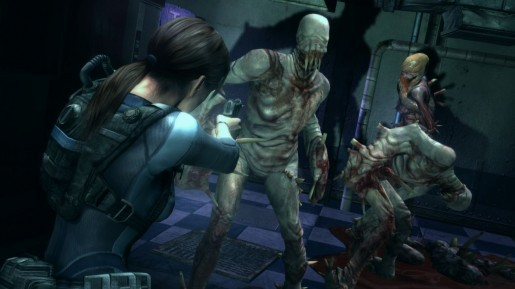 Resident Evil: Revelations HD screenshot