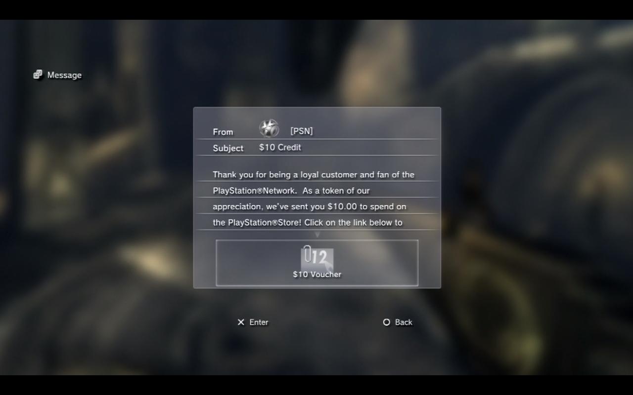 Sony is Rewarding
