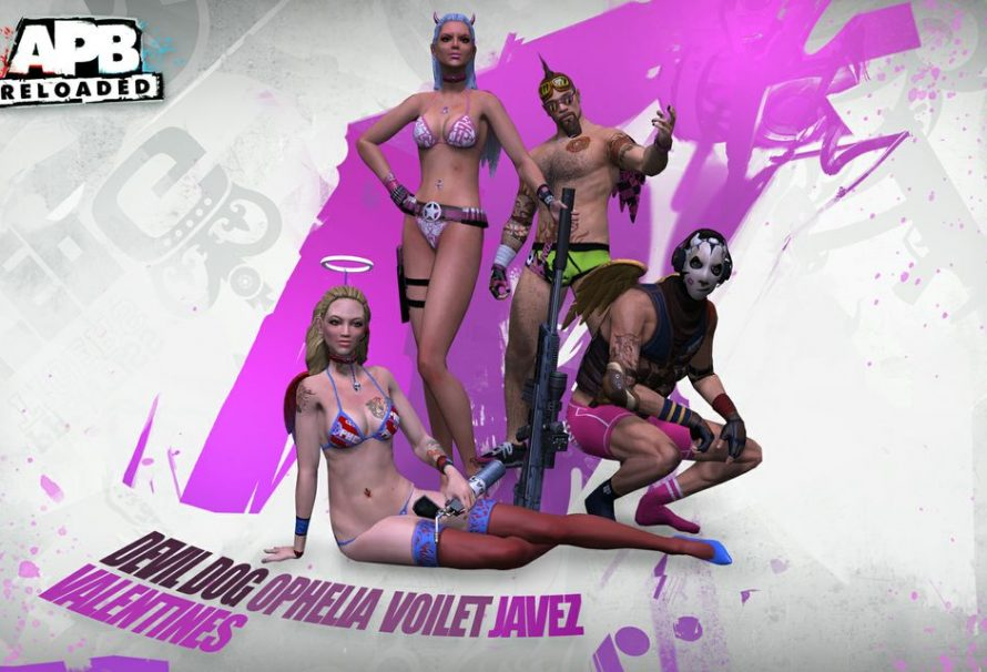 APB Reloaded Kicks Off Valentines Week With Massacre Events, Competitions and Angel Wings