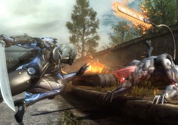 Metal Gear Rising: Revengeance Might Appear on the Wii U One Day