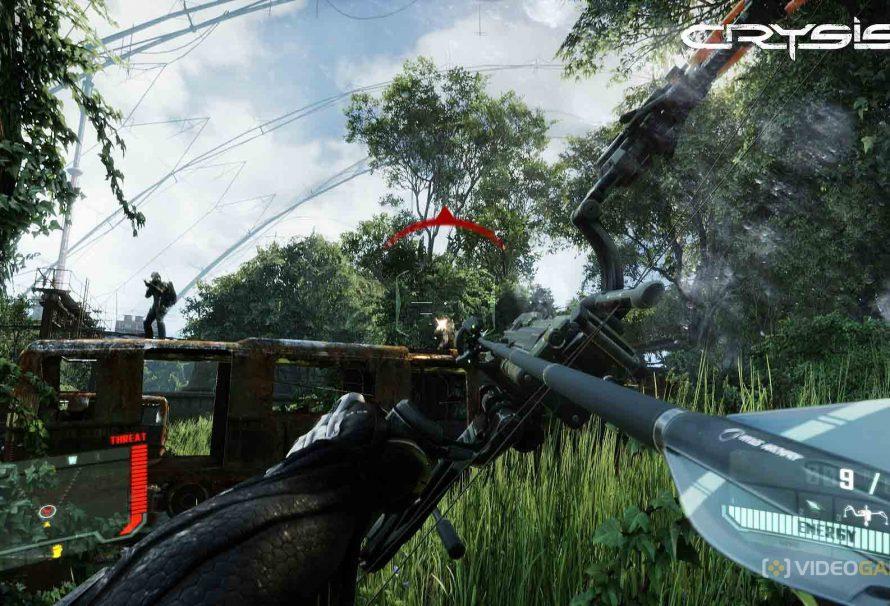 Crysis 3 Beats Metal Gear Rising In UK Game Charts