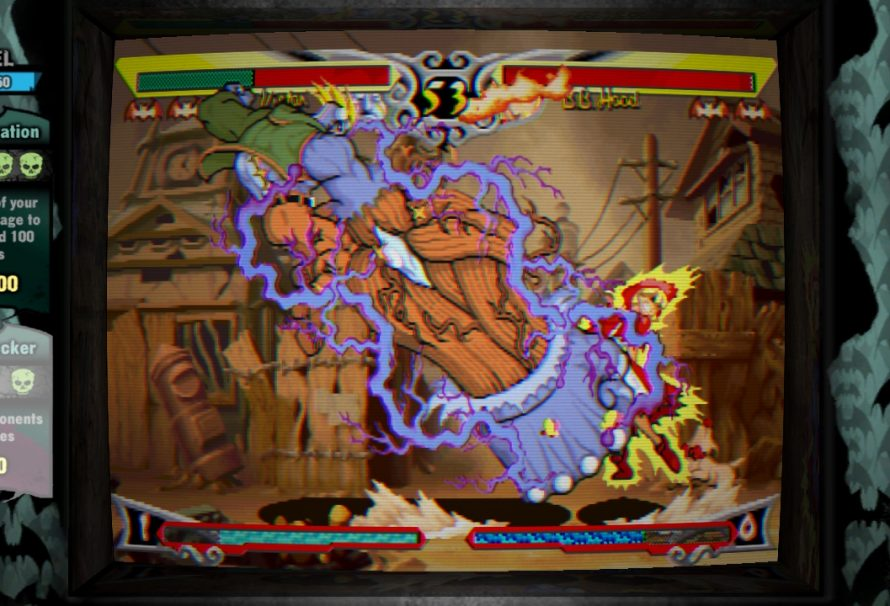 Get Hype: Darkstalkers Resurrection Hitting PSN March 12, XBLA March 13th