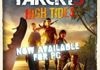 Far Cry 3: High Tides DLC now available on PC