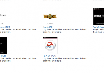 German Amazon Lists FIFA 14 For PS4