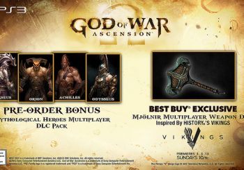 God of War: Ascension Best Buy Offer Includes Thor's Hammer
