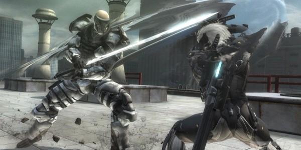 Metal Gear Rising: Revenegeance | Cyborg Troops Trailer