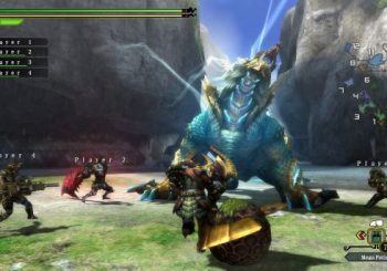 Monster Hunter 3 Ultimate Demo - Hands On Gameplay