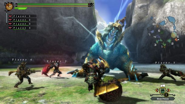 Monster Hunter 3 Ultimate Demo – Hands On Gameplay