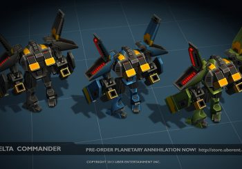 Planetary Annihilation Live Stream Video Released