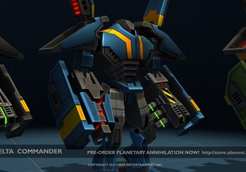 Planetary Annihilation Update Adds Interplanetary Nukes & More