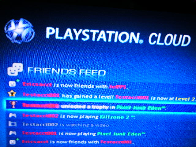 Sony Registers Multiple PlayStation Cloud Domain Names