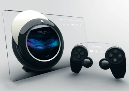 ps4 concept console