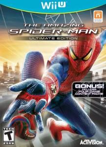 the amazing spider-man wii u