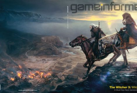 The Witcher 3 confirmed for the PS4
