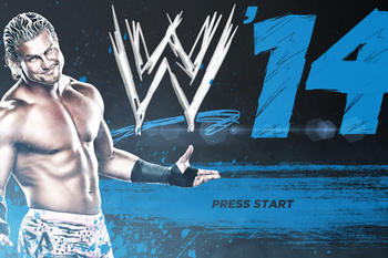Take Two Officially Takes Over WWE '14