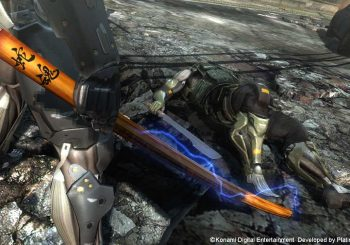 New Promotion Offers First VR Mission Pack for Metal Gear Rising: Revengeance Free