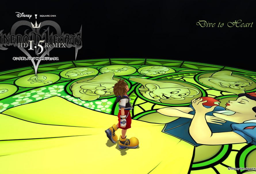 Experience the Improved Kingdom Hearts HD 1.5 Remix Opening
