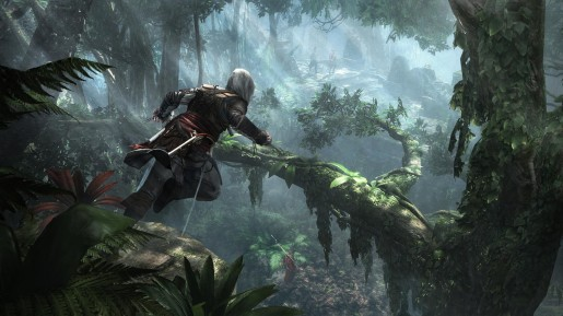 Assassin's Creed IV Black Flag Jungle